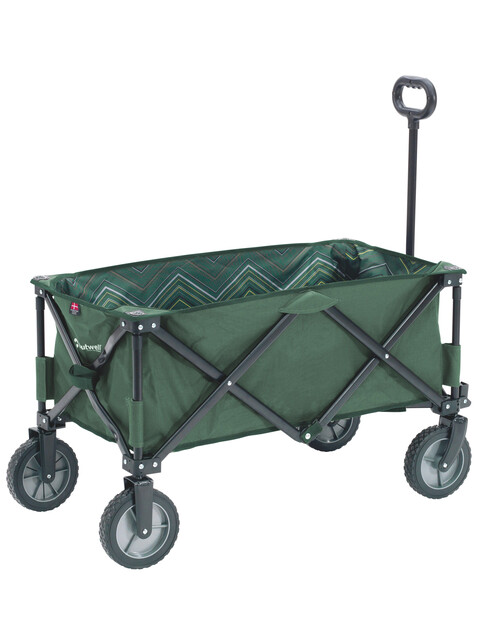 Outwell Transporter Transportwagen & Trolley groen